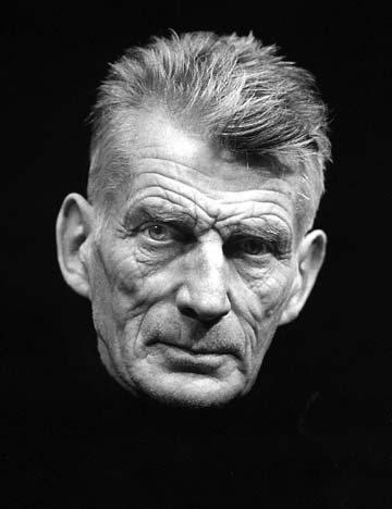 Samuel Beckett. Photograph: John Haynes