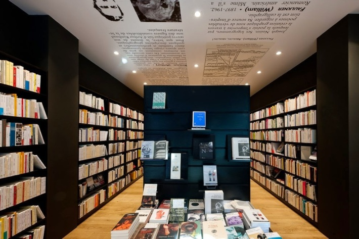 Librairie Ptyx in Brussels