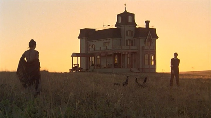A still from Terrence Malick's Days of Heaven (1978)