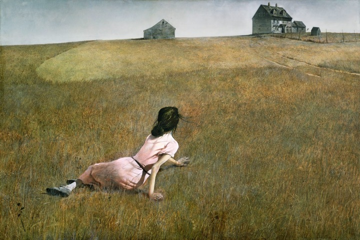 Andrew Wyeth, Christina's World (1948)