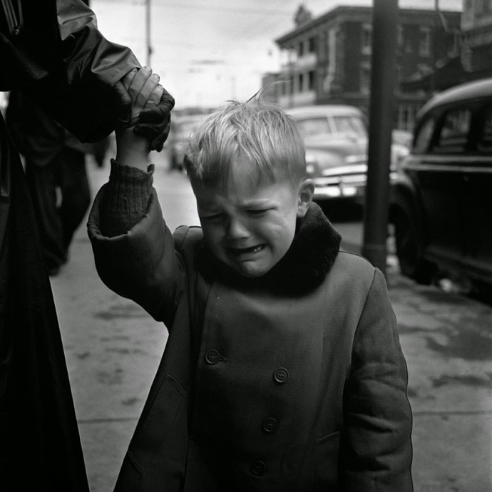 Photograph: Vivian Maier