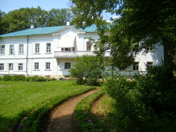 Leo Tolstoy's country estate, Yasnaya Polyana