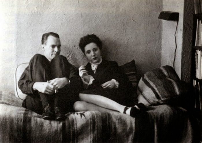 Henry Miller and Anaïs Nin