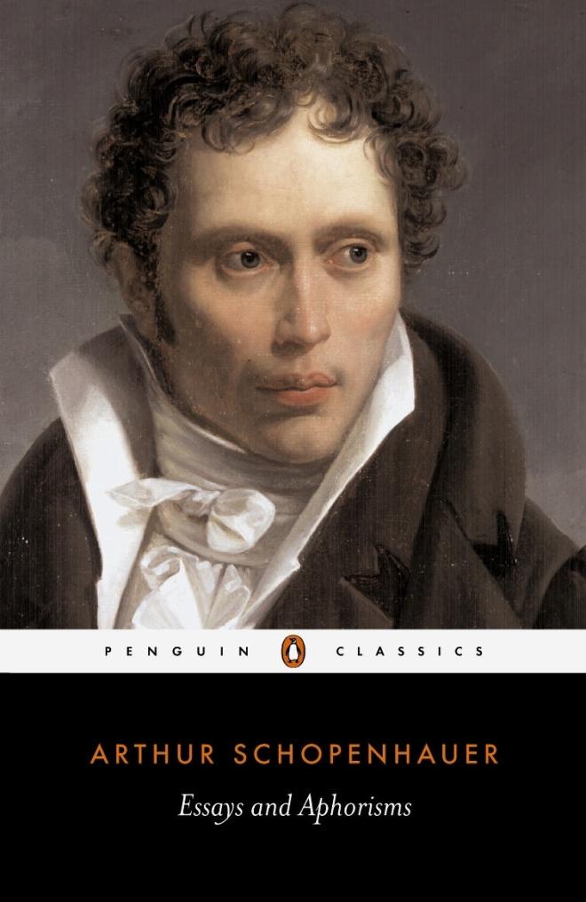 Arthur Schopenhauer, Essays and Aphorisms, ed. R. J. Hollingdale