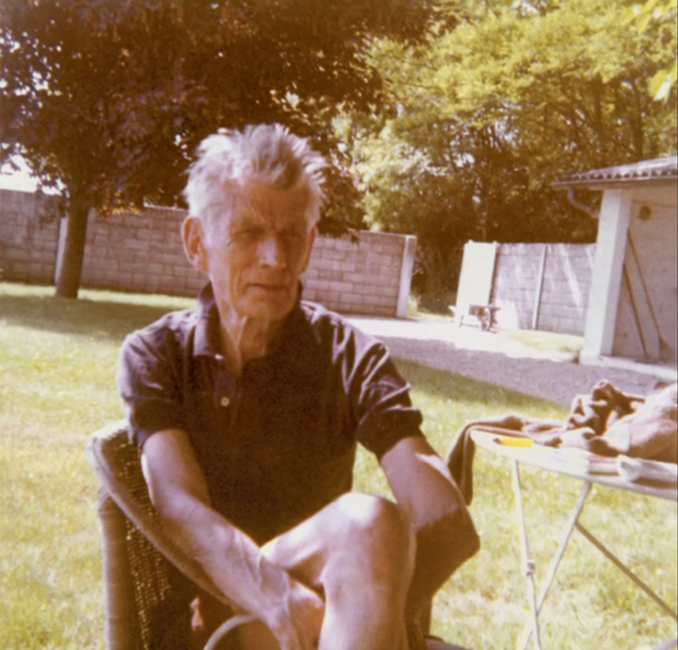 samuel beckett and barbara bray  a new documentary