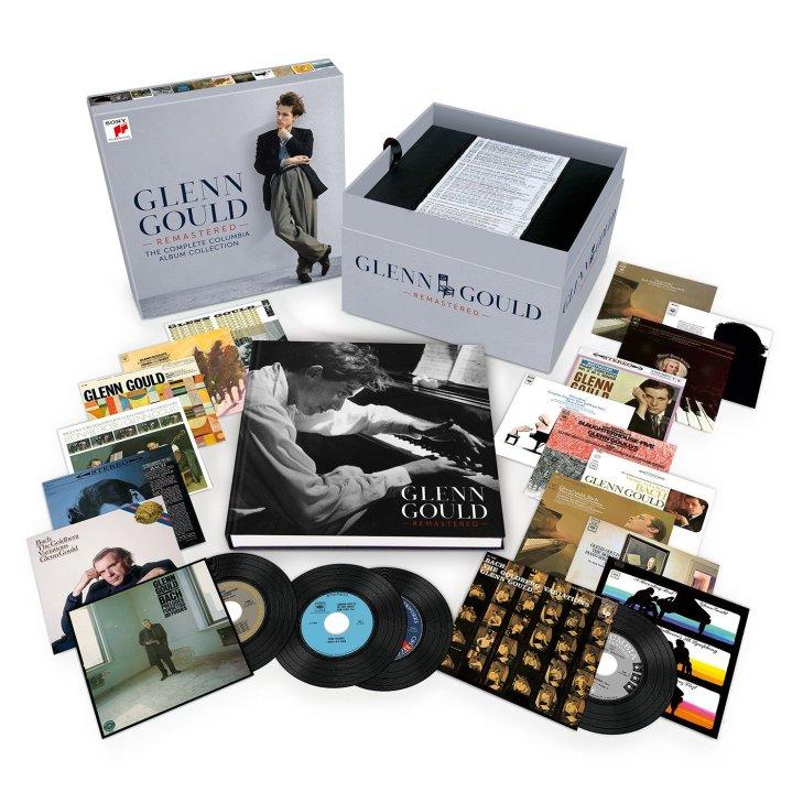 Glenn Gould: Remastered