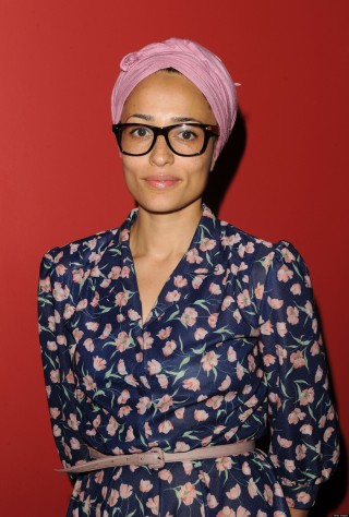Zadie Smith. Photo by Craig Barritt/Getty Images.
