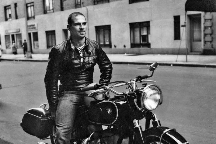 Oliver Sacks in 1961