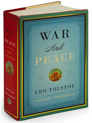 Leo Tolstoy, War and Peace