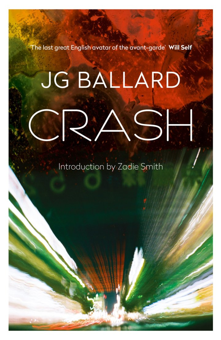 JGBallard-BookCover-4thEstate-Crash-ZadieSmith