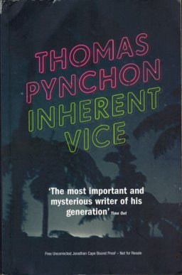 uncorrected-jonathan-cape-proof-thomas-pynchon-inherent-vice