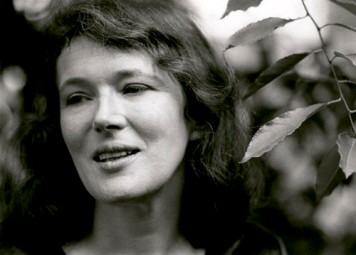 Angela Carter in 1976. Photograph: Fay Godwin