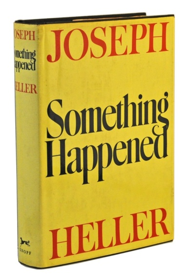 joseph-heller-something-happened-first-edition