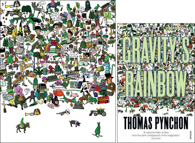 thomas-pynchon-yuko-kondo-paperback-design-gravitys-rainbow