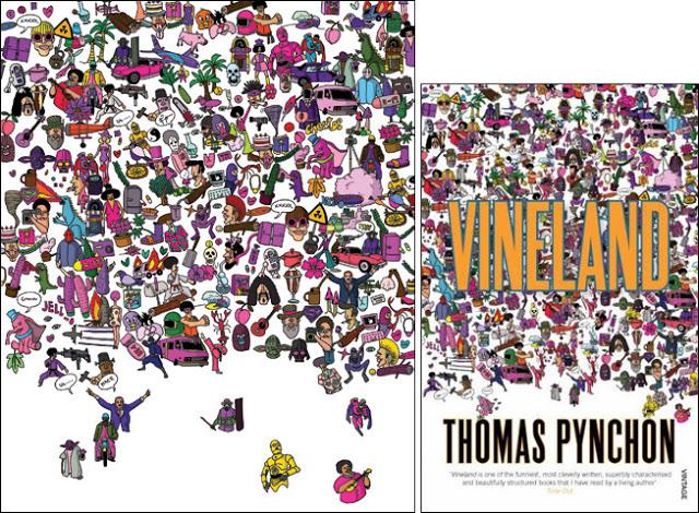 thomas-pynchon-yuko-kondo-paperback-design-vineland