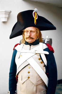 Costume test for Kubrick's Napoleon
