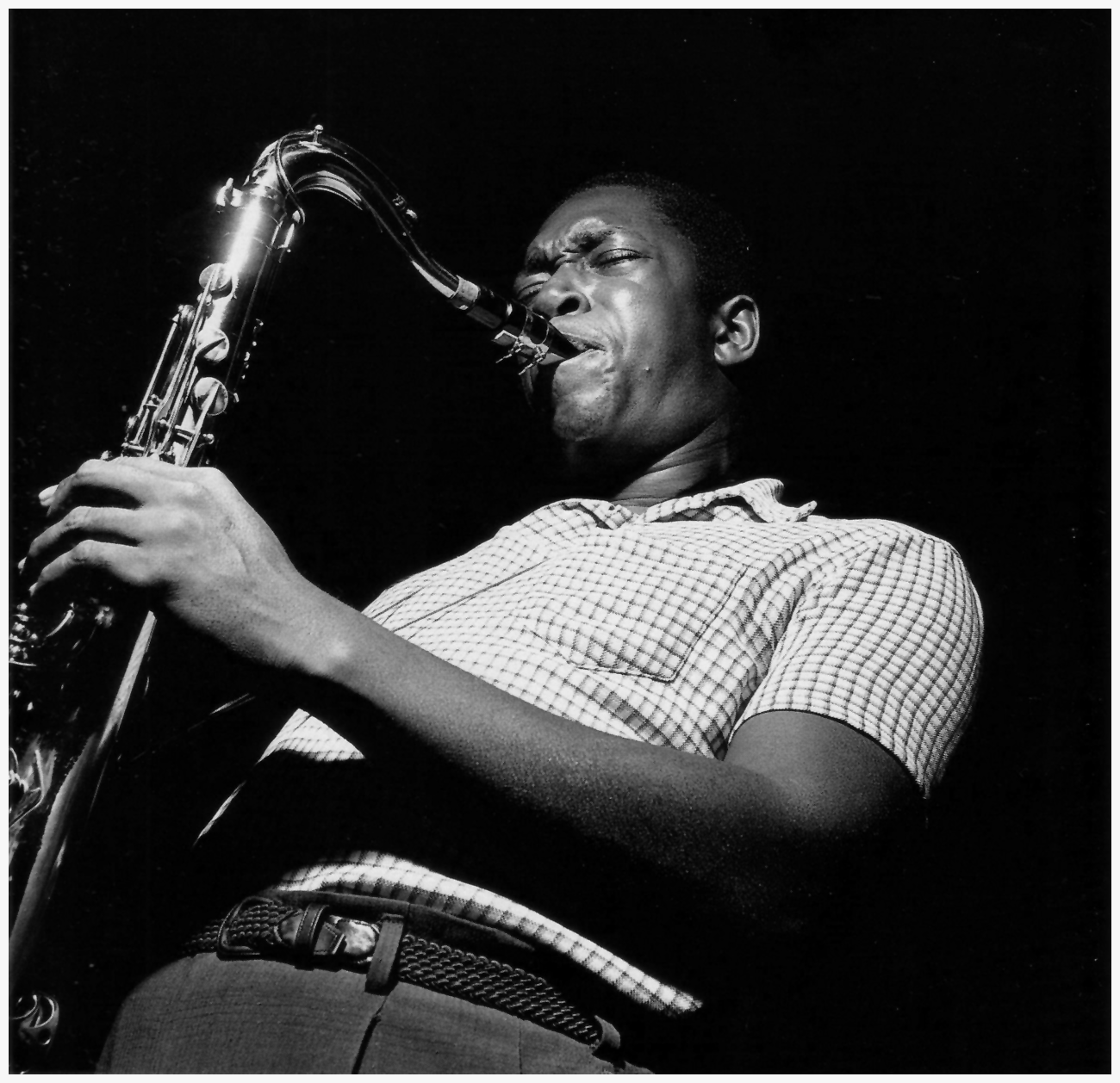 an introduction to the life of john coltrane From the liner notes of my favorite things clearly defines coltrane's life and his  john coltrane john coltrane  references7 1 introduction the john.
