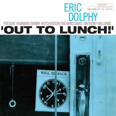 Eric Dolphy, Out to Lunch! (Blue Note, 1964)