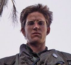 Matthew Modine in Full Metal Jacket