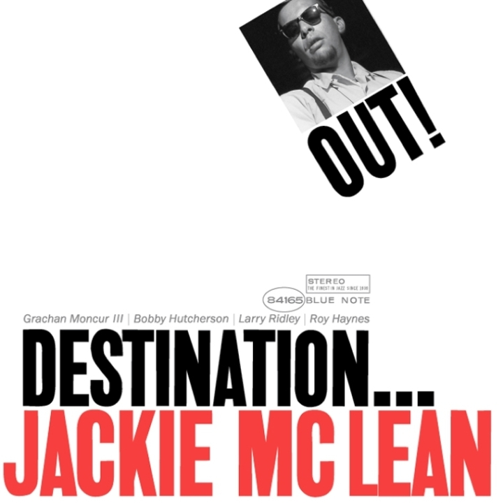 Jackie McLean, Destination... Out! (Blue Note, 1964)