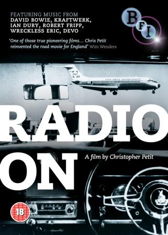 The British Film Institute's re-release of Radio On (dir. Christopher Petit, 1979).