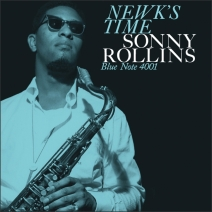 Sonny Rollins, Newk's Time (Blue Note, 1957)