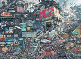 Mega City 2