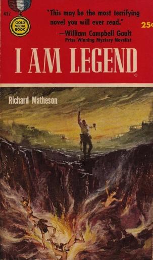 Richard Matheson, I Am Legend (1954)