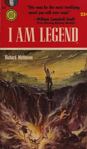 Richard Matheson, I Am Legend (1954)