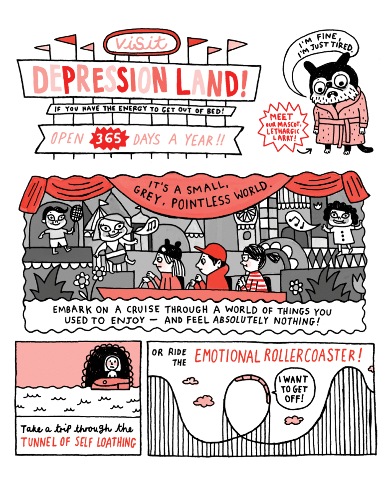 Illustration: Gemma Correll