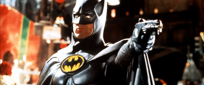 Michael Keaton in Batman Returns (dir. Tim Burton, 1992)