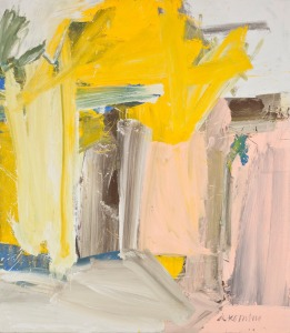 Willem de Kooning, Door to the River (1960)