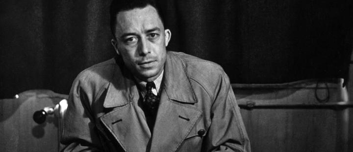 Looking for Albert Camus' TheStranger