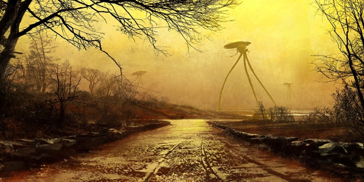 Revisiting The War of theWorlds