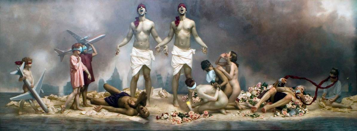Graydon Parrish, The Cycle of Terror and Tragedy (2002)