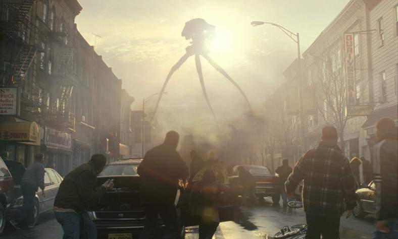 Steven Spielberg's adaptation of The War of the Worlds (2005)