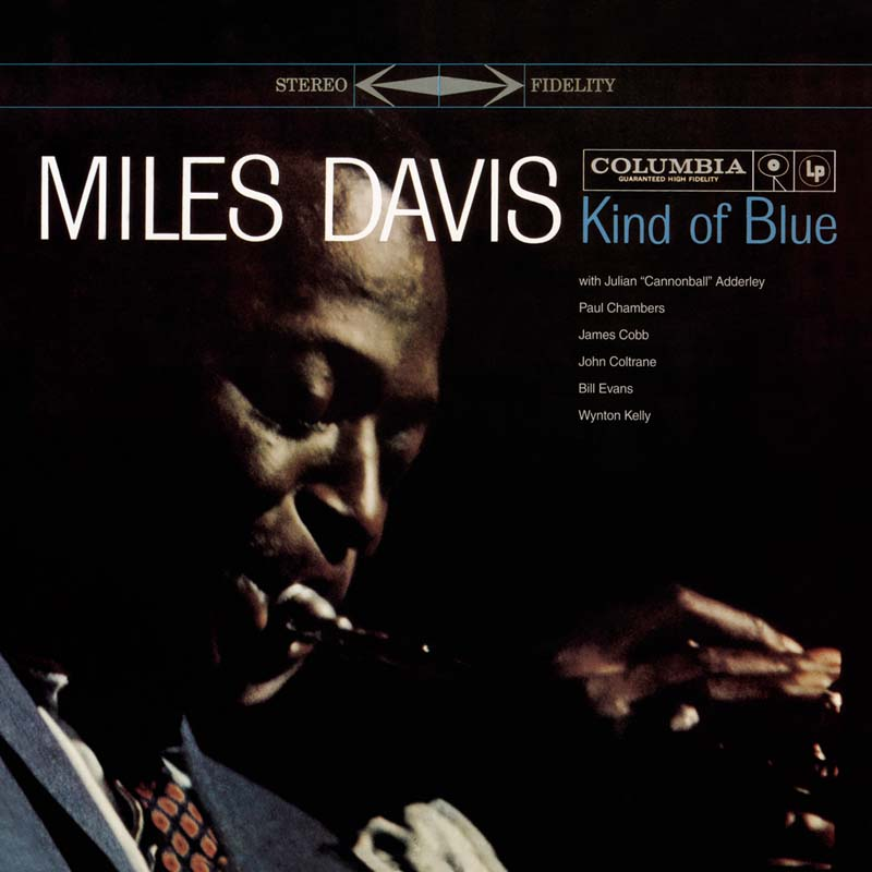 Miles Davis, Kind of Blue (Columbia, 1959)