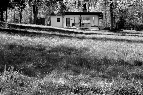 Thomas Merton's hermitage