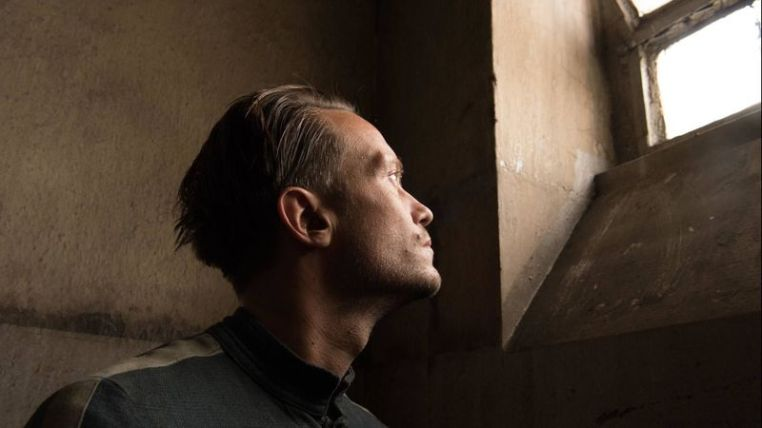 August Diehl as Franz Jägerstätter in Terrence Malick's A Hidden Life