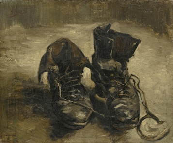 Vincent van Gogh: Shoes, 1886