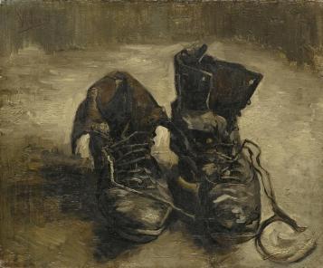 Vincent van Gogh: Shoes, 1886