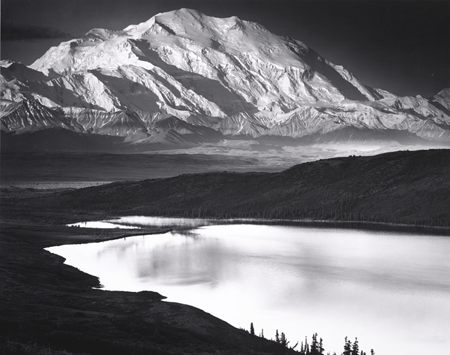 Photograph: Ansel Adams